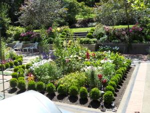 SW Portland Garden