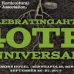 Celebrating AHTA's 40th Anniversary