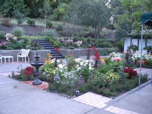 Garden in SW