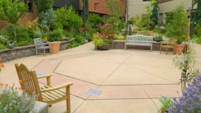 Hope and Healing Garden at Adventist Medical Center, Portland, Oregon