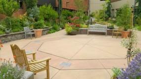 Hope and Healing Garden at Adventist Medical Center, Portland, Oregon
