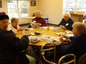 Wonderful women at Providence Elderplace